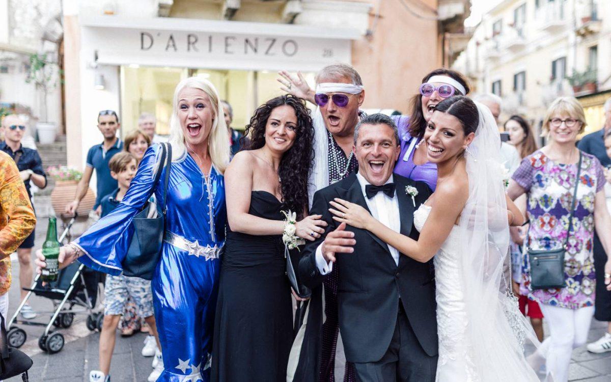 Wedding Photographer Taormina