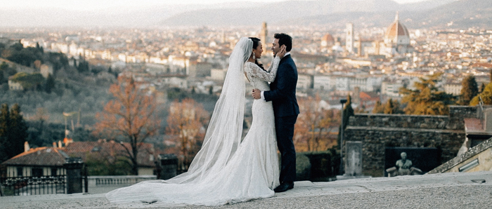 Wedding Videographer Firenze