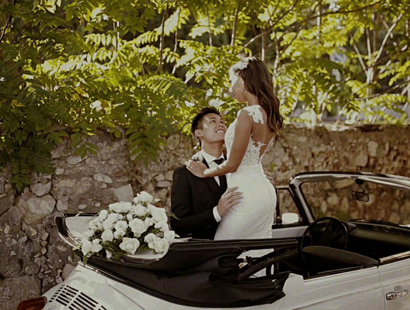 wedding videographer italy