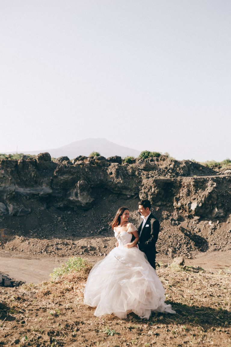 elopement wedding at cathedral black stone