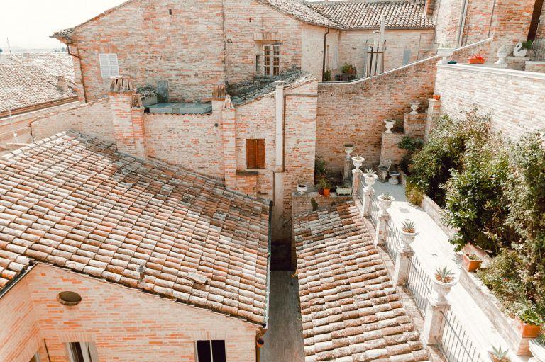 Palazzo Mannocchi Petritoli Wedding Photographer